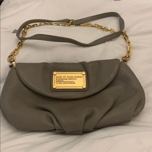 Marc By Marc Jacobs classic Q Karlie leather bag